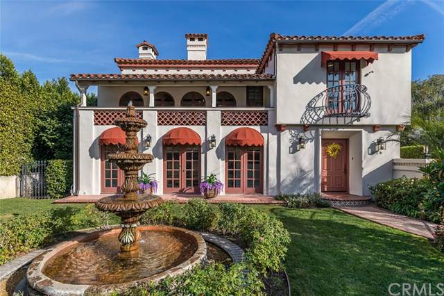 616 S Sierra Bonita Avenue, Pasadena, CA 91106 (#CV20004606) :: Allison James Estates and Homes