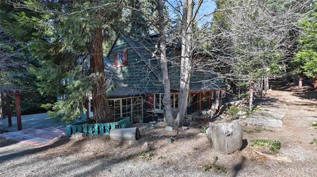 28676 Sycamore Drive 1-2, Lake Arrowhead, CA 92385 (#CV20004949) :: Allison James Estates and Homes