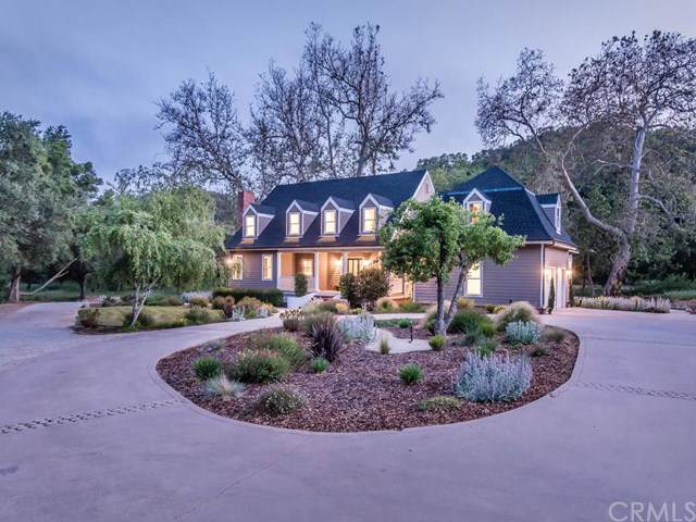 10425 Dover Canyon Road, Templeton, CA 93465 (#NS20005306) :: Sperry Residential Group