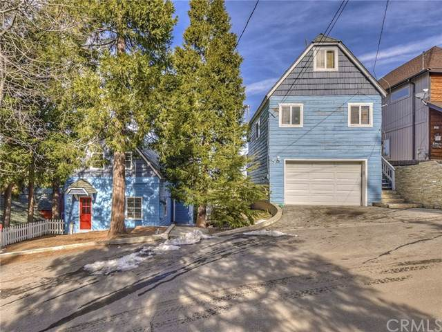 314 Emerald Drive, Lake Arrowhead, CA 92352 (#EV20005326) :: The Bashe Team