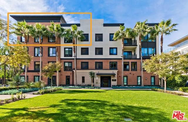 12526 Fielding Circle #6, Playa Vista, CA 90094 (#20542036) :: Team Tami