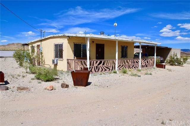 3475 Pinto Mountain Road, 29 Palms, CA 92277 (#JT20003237) :: Sperry Residential Group