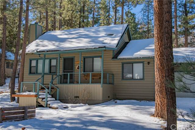 409 Gold Mountain Drive, Big Bear, CA 92314 (#EV20005457) :: Sperry Residential Group