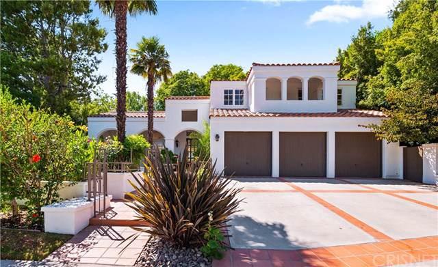 4501 Park Marbella, Calabasas, CA 91302 (#SR20005453) :: Allison James Estates and Homes