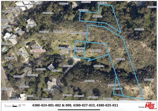 10333 Tupelo Lane, Bel Air, CA 90077 (#20542132) :: Powerhouse Real Estate