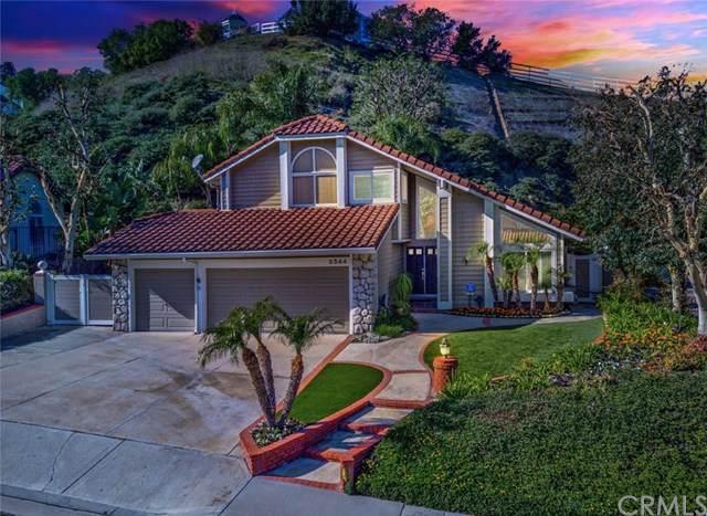 5344 E Big Sky Lane, Anaheim Hills, CA 92807 (#OC20002149) :: Sperry Residential Group