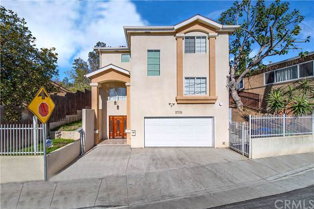 2731 Ballard Street, El Sereno, CA 90032 (#CV20005577) :: The Marelly Group | Compass