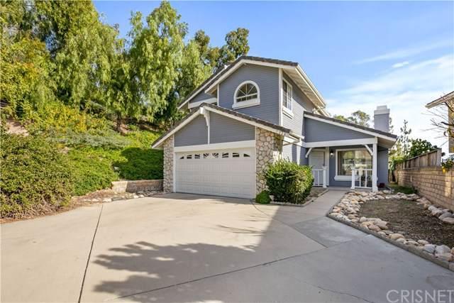 7224 Bouquet Drive, West Hills, CA 91307 (#SR20002574) :: RE/MAX Estate Properties