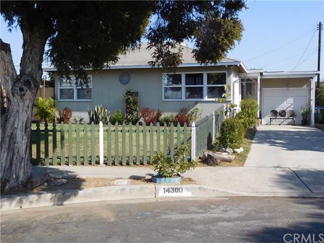 14300 S Ainsworth Street, Gardena, CA 90247 (#OC20005689) :: Twiss Realty
