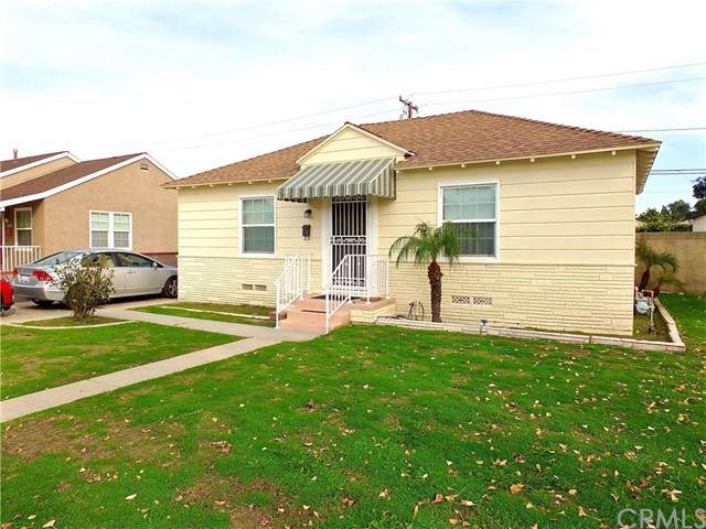 6032 Pennswood Avenue, Lakewood, CA 90712 (#PW20002567) :: Allison James Estates and Homes