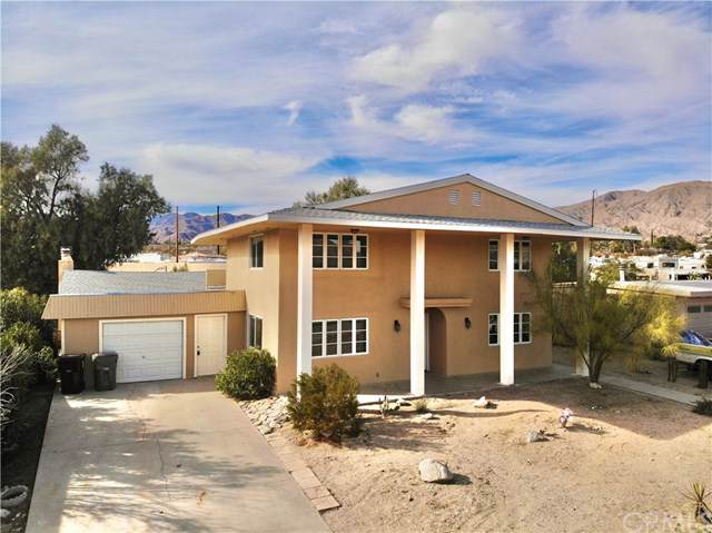 9616 Bella Vista Drive, Morongo Valley, CA 92256 (#JT20005750) :: Sperry Residential Group