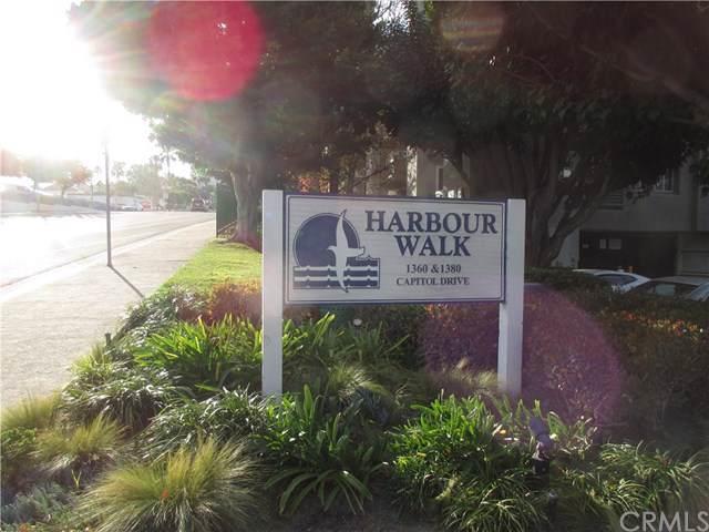1380 W Capitol Drive #124, San Pedro, CA 90732 (#PW20003879) :: RE/MAX Estate Properties