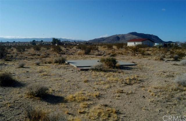 0 Aberdeen Drive, Joshua Tree, CA 92284 (#JT20004781) :: Allison James Estates and Homes