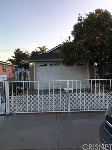 11912 167th Street, Artesia, CA 90701 (#SR20005961) :: Harmon Homes, Inc.