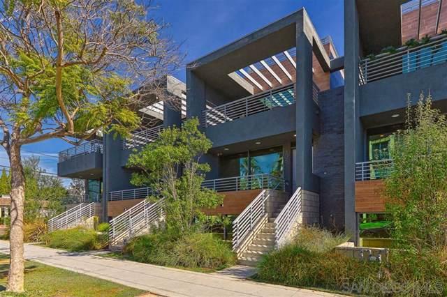 305 Upas Street, San Diego, CA 92103 (#200001565) :: Compass Realty