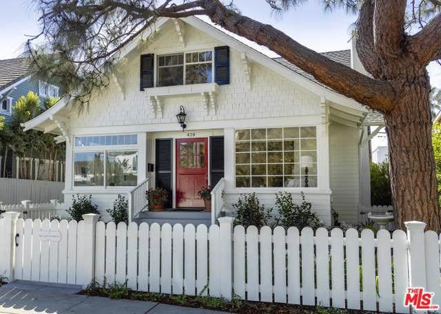 428 Corona Del Mar, Santa Barbara, CA 93103 (#20542126) :: Team Tami