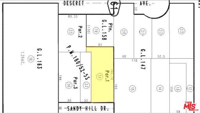 0 0, Barstow, CA 92311 (#20542290) :: Sperry Residential Group