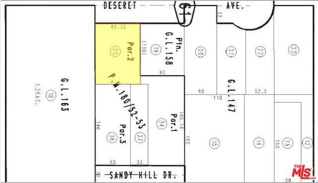 0 0, Barstow, CA 92311 (#20542288) :: Sperry Residential Group