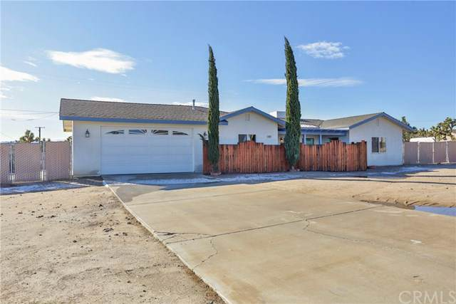 58583 Buena Vista Drive, Yucca Valley, CA 92284 (#JT20001054) :: Sperry Residential Group