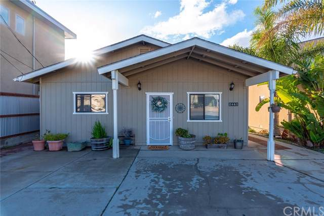 2461 Greenwood Avenue, Morro Bay, CA 93442 (#PI20005899) :: Sperry Residential Group