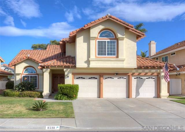 8538 Clatsop Ln, San Diego, CA 92129 (#200001656) :: RE/MAX Masters