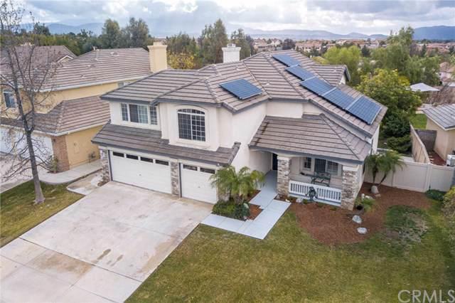 32169 Corte Carmela, Temecula, CA 92592 (#SW20006433) :: Allison James Estates and Homes