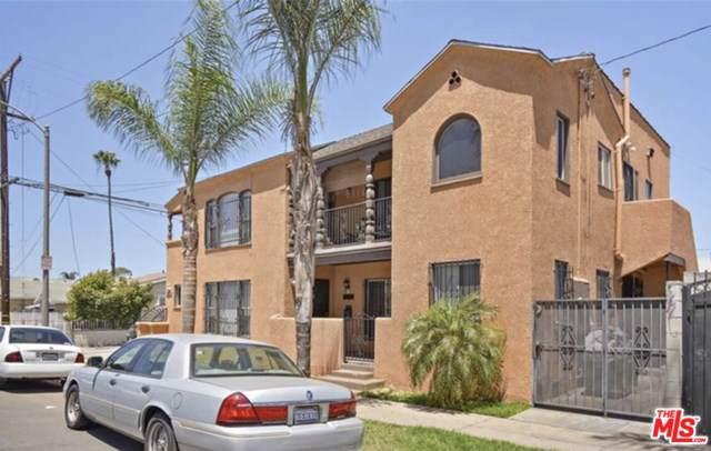 825 E 21ST Street, Long Beach, CA 90806 (#20542568) :: RE/MAX Estate Properties