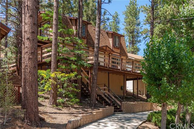 437 Gold Mountain Drive, Big Bear, CA 92314 (#PW20006490) :: The Bashe Team