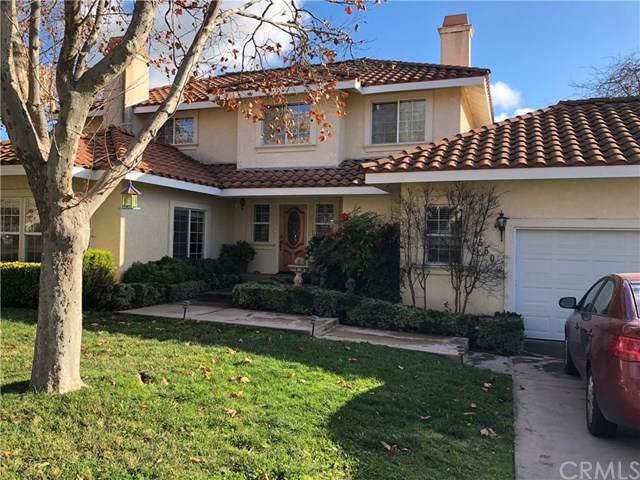 1550 Via Arroyo, Paso Robles, CA 93446 (#NS20004750) :: Allison James Estates and Homes