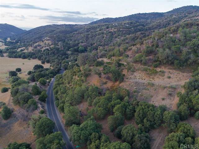 0 Hwy 76, Santa Ysabel, CA 92070 (#200001733) :: Steele Canyon Realty