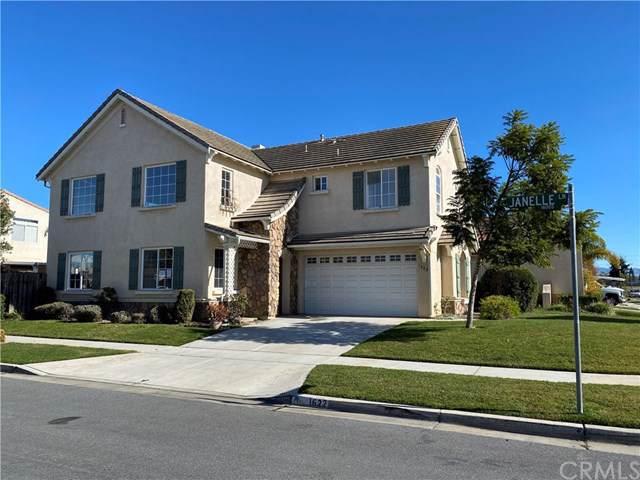 1622 Janelle Lane, Santa Maria, CA 93458 (#PI20001841) :: Allison James Estates and Homes