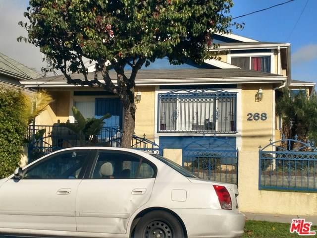 268 W 12TH Street, San Pedro, CA 90731 (#20542678) :: RE/MAX Estate Properties