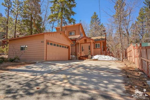 850 Georgia Street, Big Bear, CA 92315 (#219036576DA) :: Team Tami