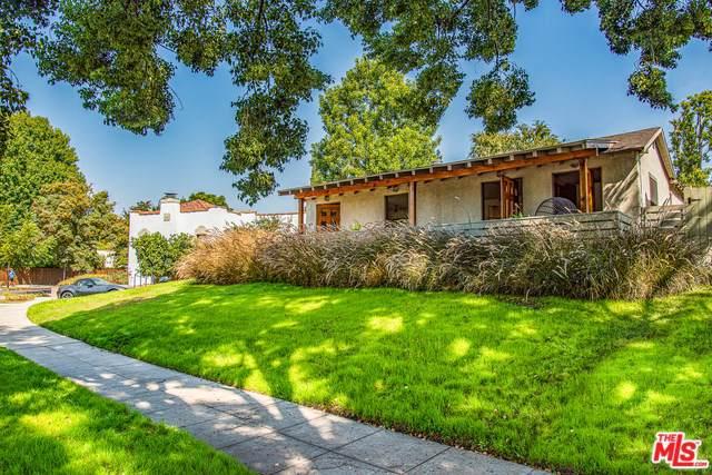 3677 Glenfeliz, Los Angeles (City), CA 90039 (#20542242) :: J1 Realty Group