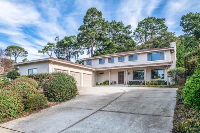 31 Deer Forest Drive, Monterey, CA 93940 (#ML81778732) :: RE/MAX Parkside Real Estate