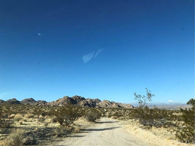 0 Mojave Ranch Road, Joshua Tree, CA 92252 (#JT20006686) :: RE/MAX Masters