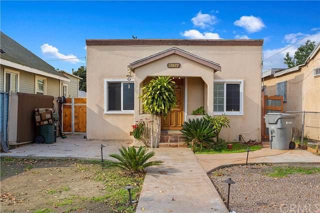 10977 Pope Avenue, Lynwood, CA 90262 (#IG20006974) :: Allison James Estates and Homes