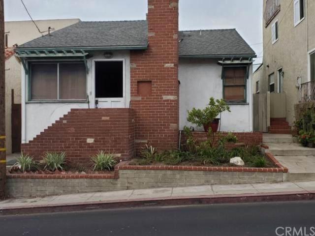 301 27th, Hermosa Beach, CA 90254 (#SB20007141) :: RE/MAX Estate Properties