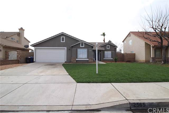 2565 W Sunrise Drive, Rialto, CA 92377 (#CV20007343) :: Sperry Residential Group
