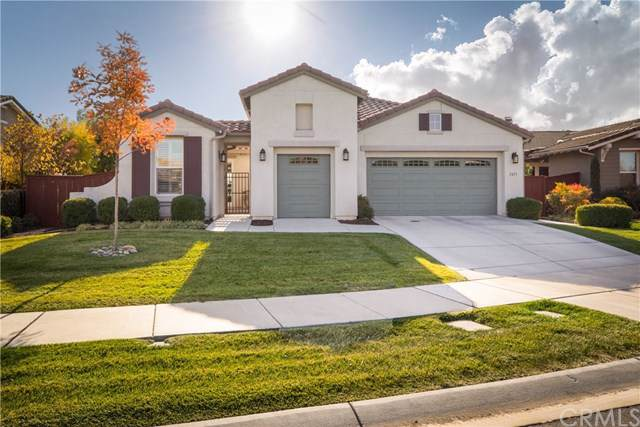 2651 Traditions Loop, Paso Robles, CA 93446 (#NS20006763) :: Allison James Estates and Homes