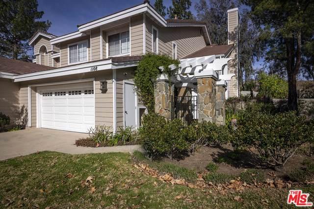 1108 Westcreek Lane, Westlake Village, CA 91362 (#20543064) :: RE/MAX Parkside Real Estate