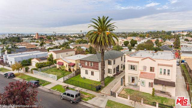 1759 W 35TH Place, Los Angeles (City), CA 90018 (#19538672) :: Twiss Realty