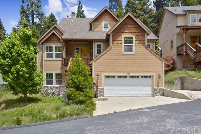 463 Clearwater Lane, Lake Arrowhead, CA 92352 (#EV20007742) :: The Bashe Team