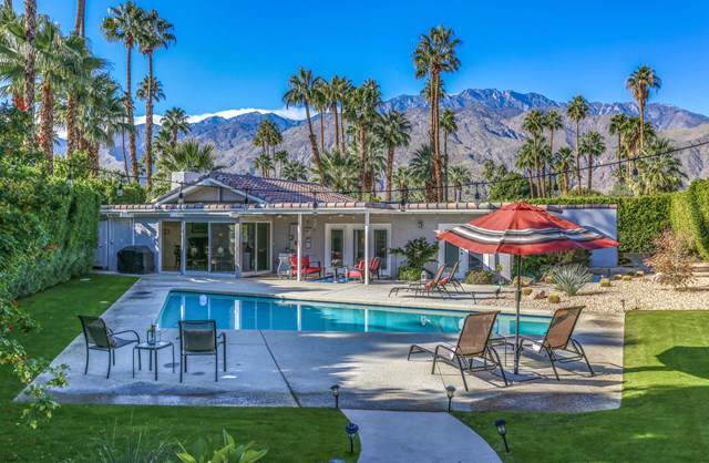 592 Tercero Circle, Palm Springs, CA 92262 (#219036677DA) :: Twiss Realty