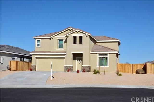 3525 Mt San Gorgonia Avenue, Rosamond, CA 93560 (#SR20007857) :: Sperry Residential Group