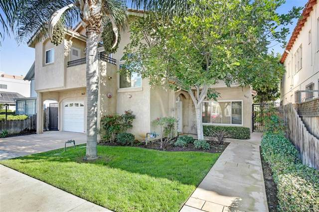 3617 4Th Avenue #6, San Diego, CA 92103 (#200002029) :: Compass Realty