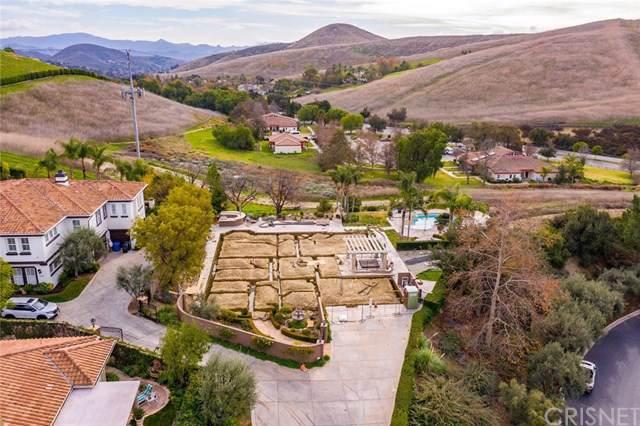 2790 Allyson Court, Westlake Village, CA 91362 (#SR20007891) :: RE/MAX Parkside Real Estate
