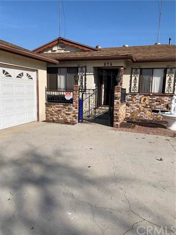 876 Altura Way, Upland, CA 91786 (#IG20007961) :: RE/MAX Estate Properties