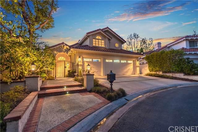 1787 Southern Hills Place, Westlake Village, CA 91362 (#SR20007943) :: RE/MAX Parkside Real Estate