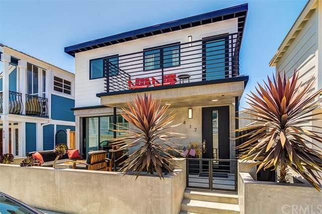 417 Harding Street, Newport Beach, CA 92661 (#OC20007934) :: Allison James Estates and Homes